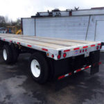 Utility Flatbed | Combo | 48f x 102in | Unit 6033