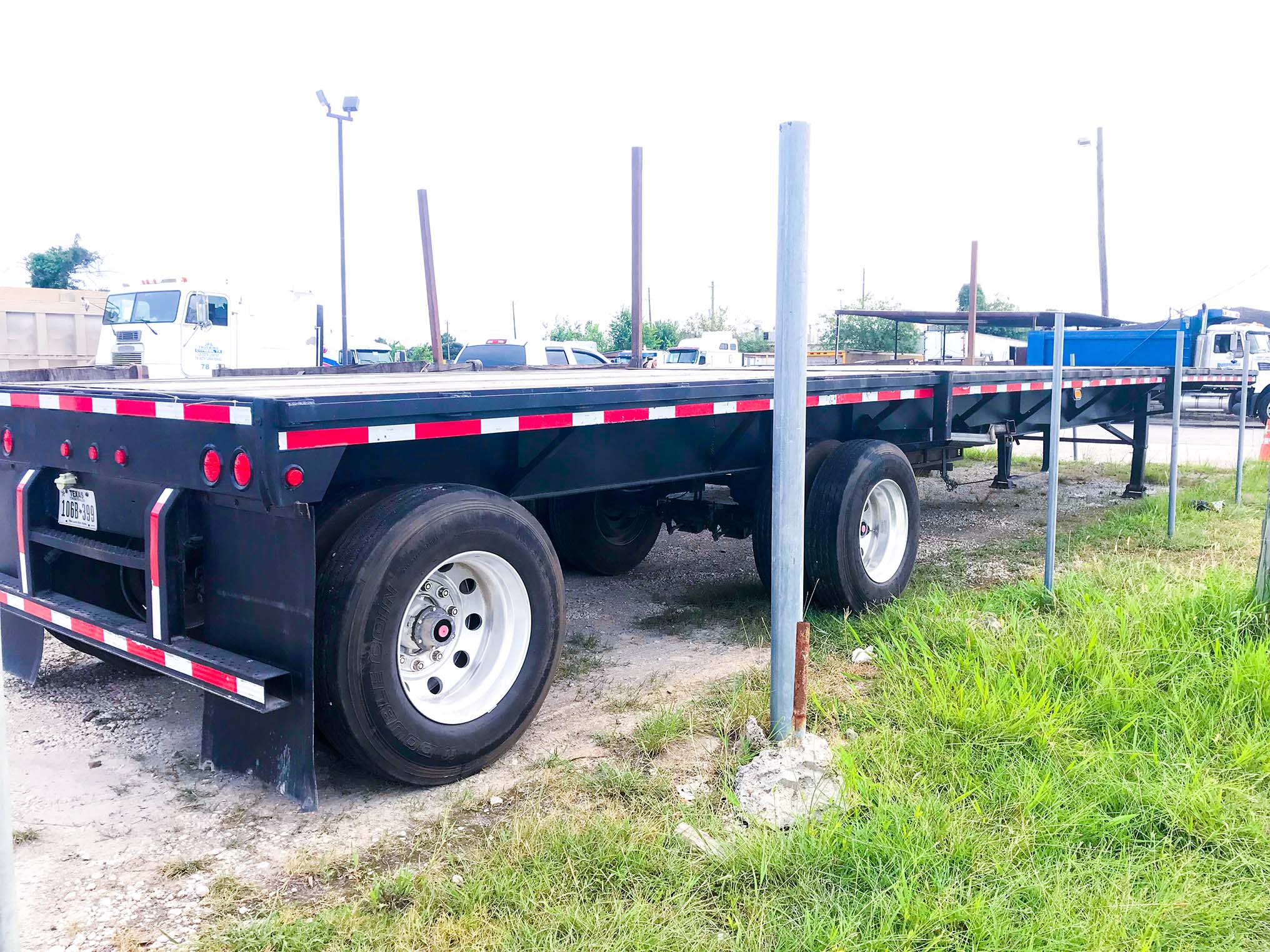 Fontaine Flatbed | Combo | 48f x 102in | Unit 7487