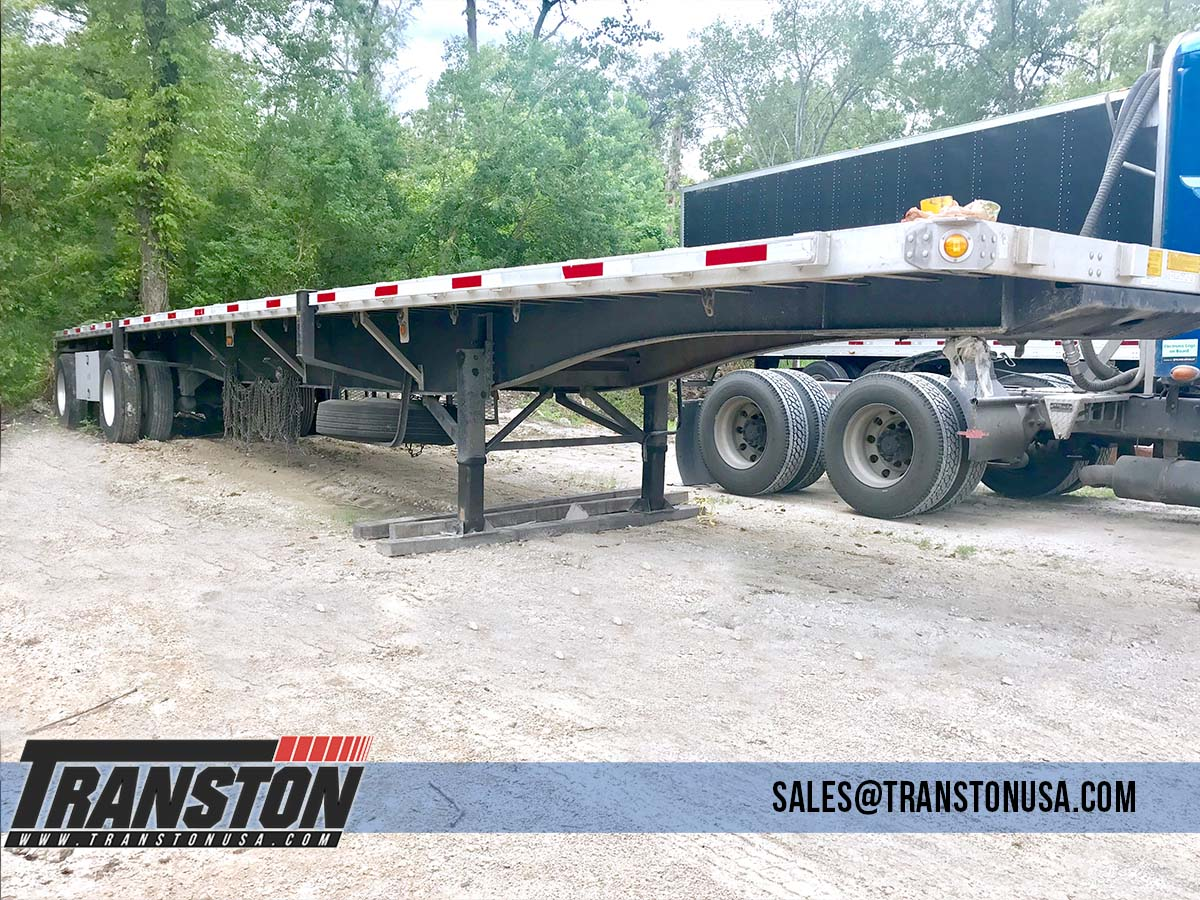Utility Flatbed | Combo | 48 f X 102 in | Unit 7908