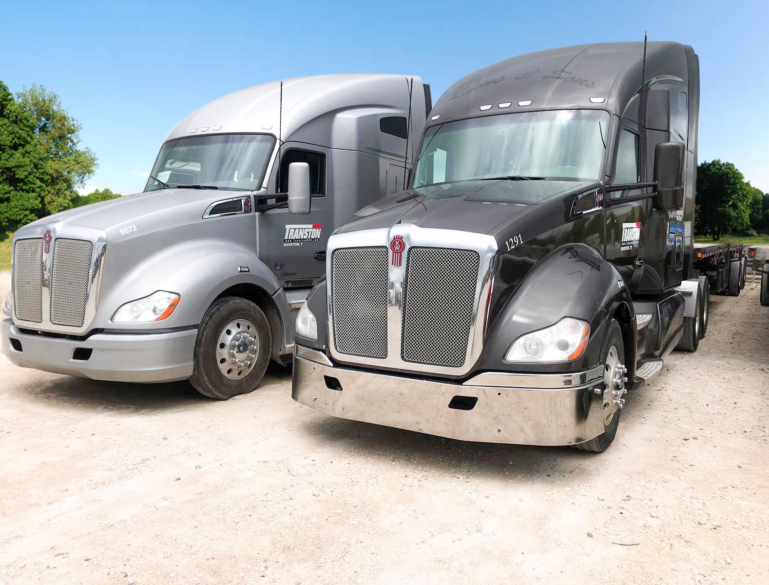 Houston freight Transport.